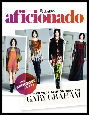 The Knockout Looks – Gary Graham – NYFW F12