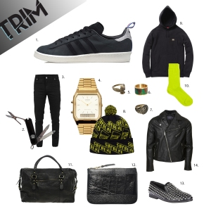 Fall/Winter Menswear Picks by Reginald Dupree