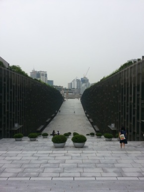 Culture Abroad: First Days in Seoul