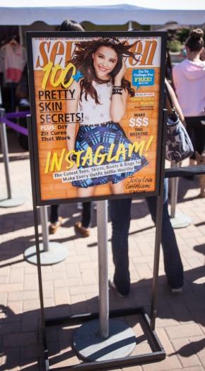 Seventeen Magazine VisitsRutgers