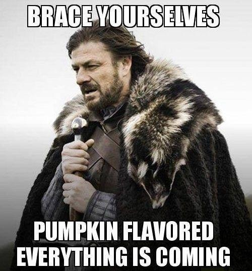 pumpkin everything