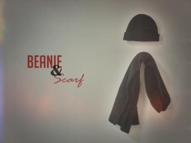 Beanie & Scarf