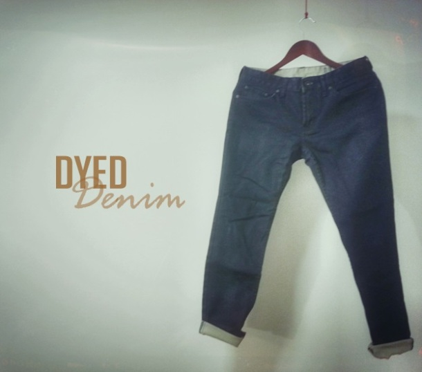 Dyed Denim