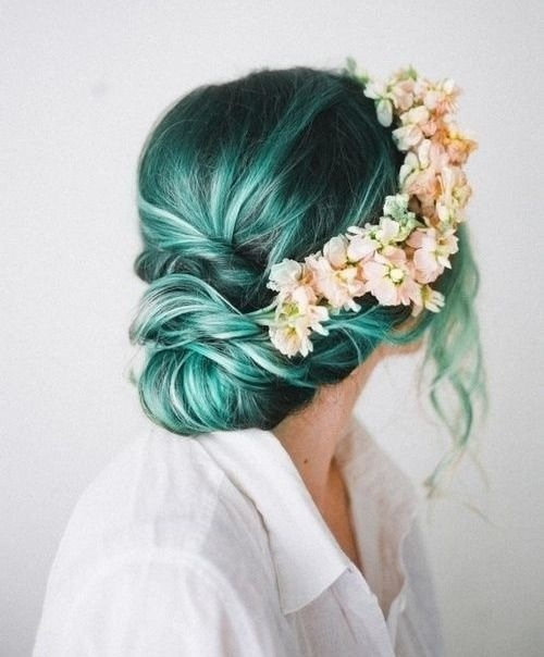 tealflowercrown