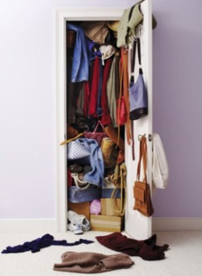 Spring Cleaning For Your Wardrobe