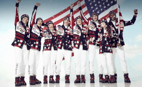 Style Review: USA 2014 Winter Olympic Team Uniforms