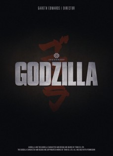 Godzilla 2014 Movie Debut
