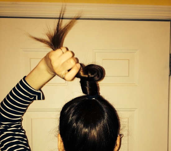 ponytailsleekbun
