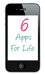 6 Apps You Need in YourLife